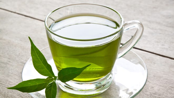 The combined benefits of caffeine and catechins in green or oolong tea can boost metabolism for a couple of hours.