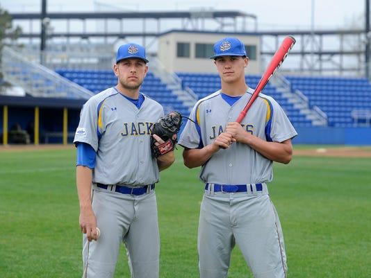 Reid Clary - Adam Bray - SDSU Baseball