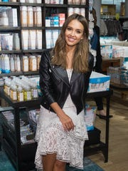 Actress and Honest Company co-founder Jessica Alba