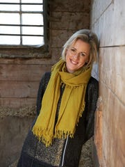 Author Jojo Moyes.