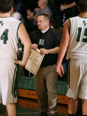 Rob Carcich, now Passaic Valley's athletic director, guided the Hornets to 11 straight winning seasons.