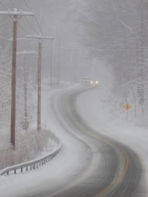 Eastern communities were hit hard with lake effect snow last week. Lake effect snow is expected to continue Thursday.