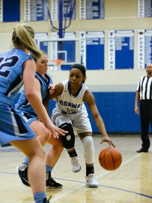 Tamia White led the way with 16 points for Teaneck against Paramus Catholic.