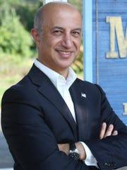 Montvale Mayor Michael Ghassali