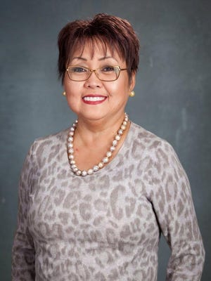 Minda Villarreal, vice president,  Business Connect Division, Greater El Paso Chamber of Commerce.