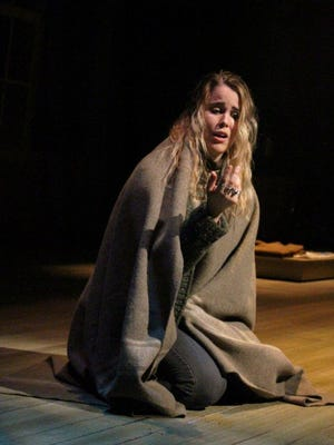 """Susannah Woofruff sings her heart out in the dramatic """"Prodigal Child"""" when its runs this weekend at Opperman Music Hall."""