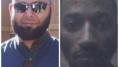Nadir Soofi and Elton Simpson are the suspects involved