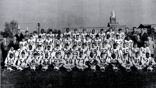 Richmond's 1967 Mythical state championship team will celebrate its 50-year anniversary with a reunion during Friday's game.