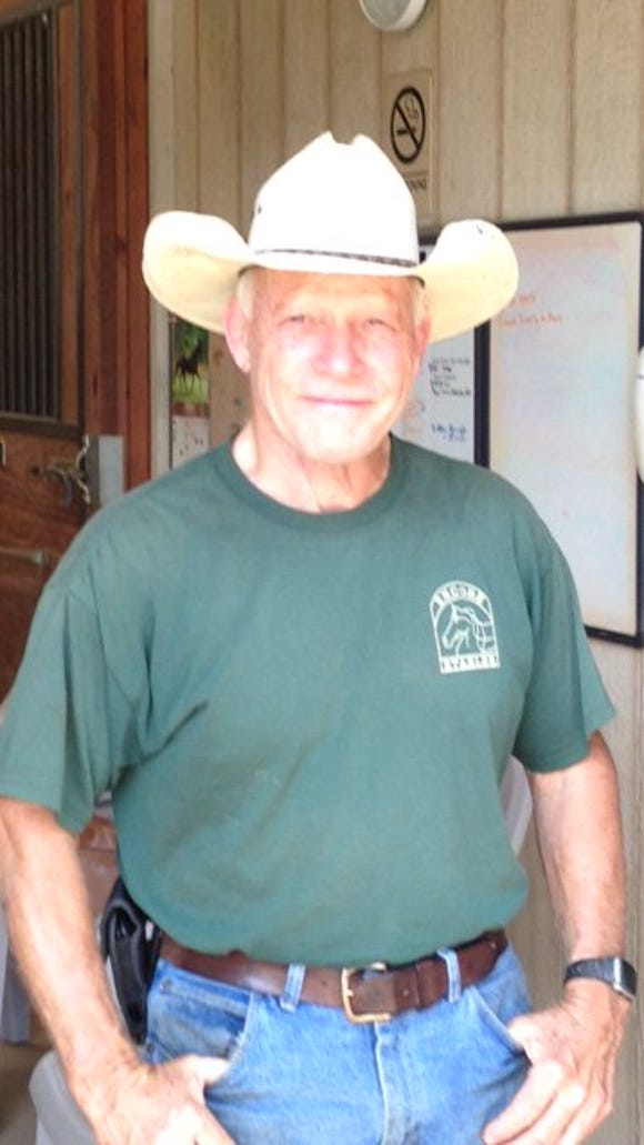 Former Enka coach Jim Whitmer.