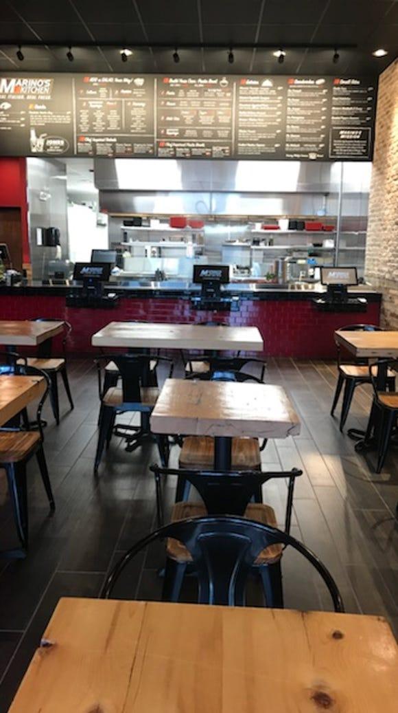 Marino's Kitchen brings fast casual Italian to Marlton,