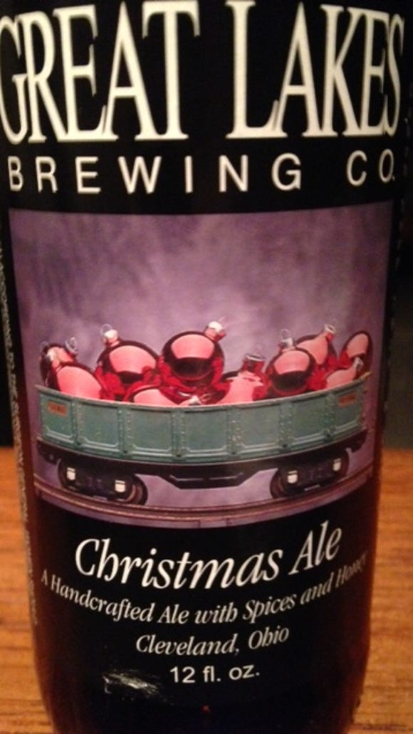 Day 2: Great Lakes offers a honey of a Christmas Ale