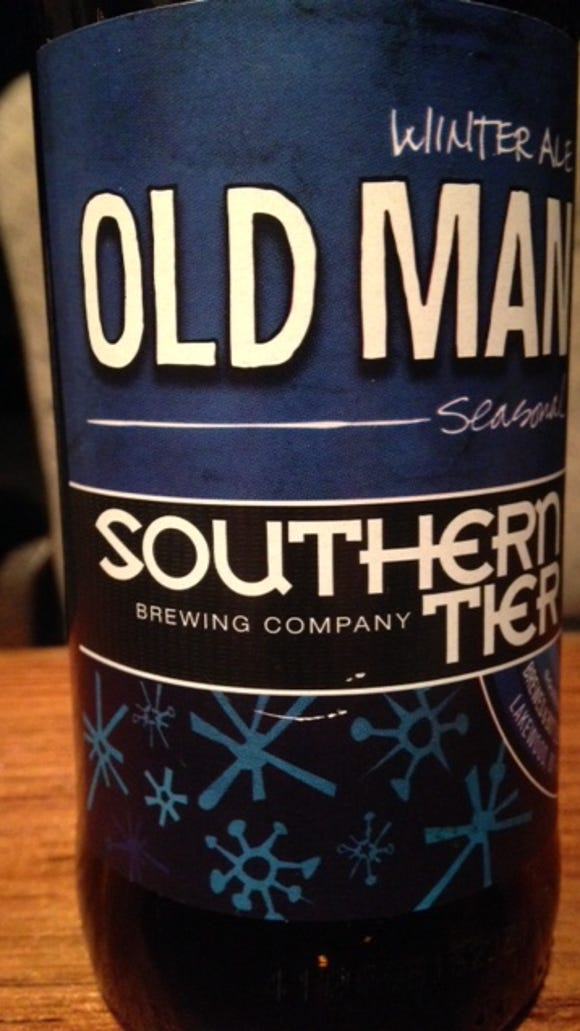 Old Man Winter Ale