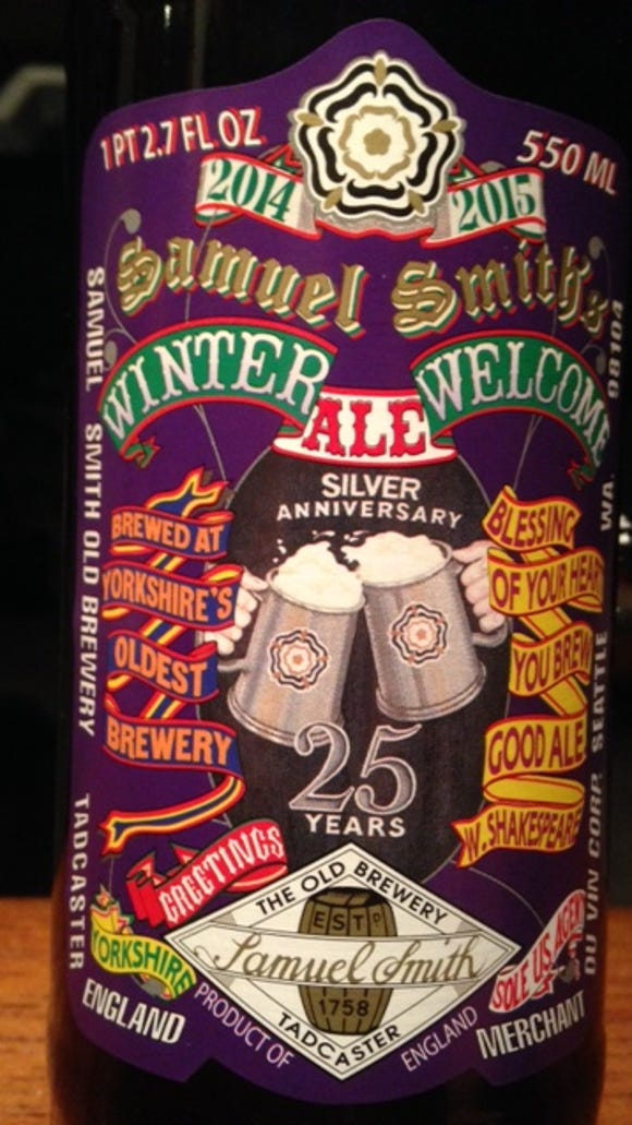 Samuel Smith's Winter Welcome