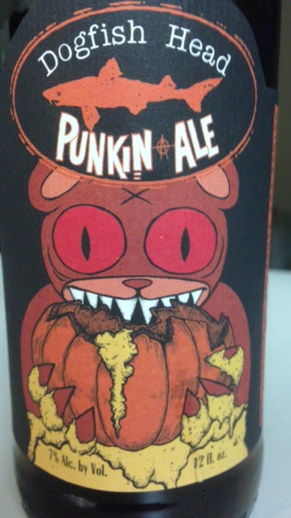 DogFish Punkin is a winner.