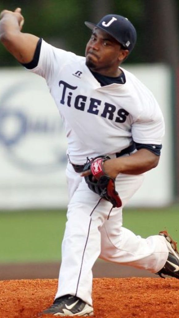 It will be difficult for Jackson State to replace utility man Desmond Russell.