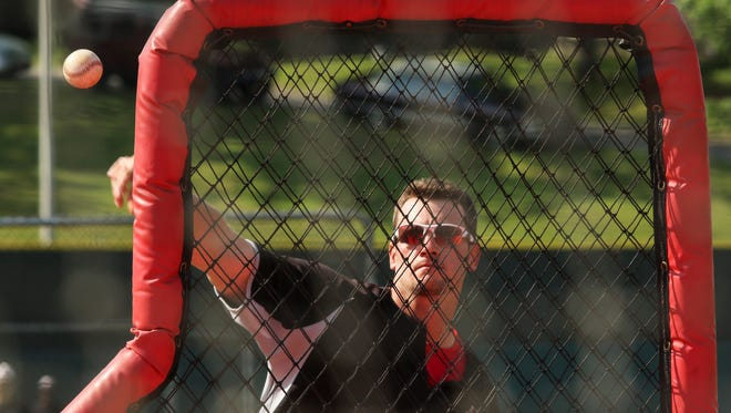Greg Byron is an assistant coach for the Austin Peay baseball team. Byron is responsible for the pitching staff.