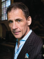 Author David Lagercrantz.