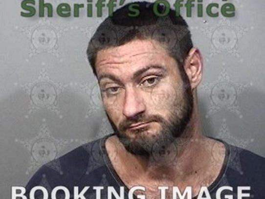Jeffar Akbari, 31, of Palm Bay, charges: Battery (touch