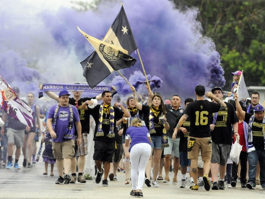 Pro Soccer: Orlando City B vs. Eastern FL State College