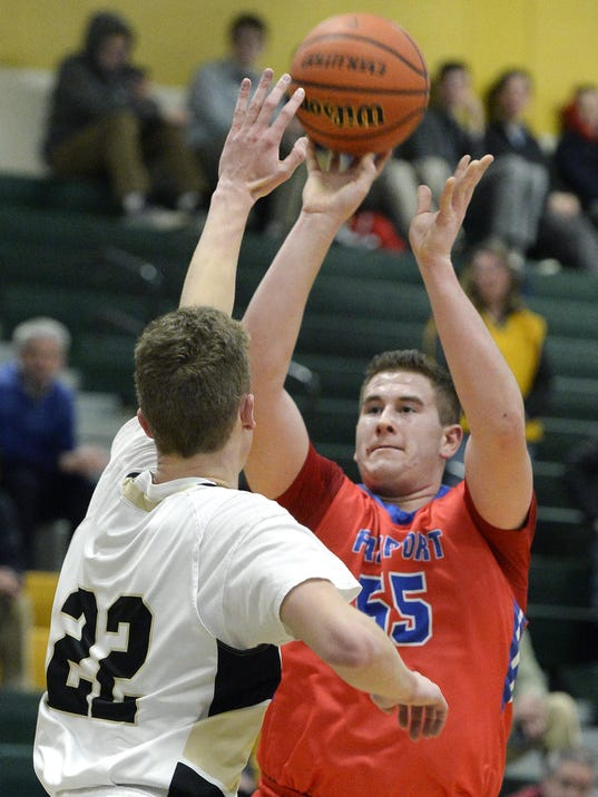 Section V boys basketball: Fairport to be challenged as ...