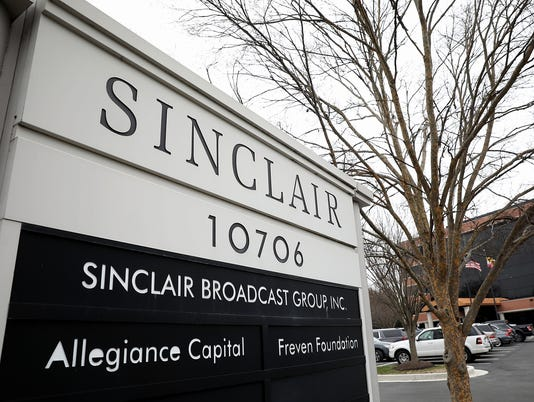 Sinclair Broadcasting In Spotlight After Viral Video Shows Local TV Anchors Reading Identical Script Lambasting Fake News