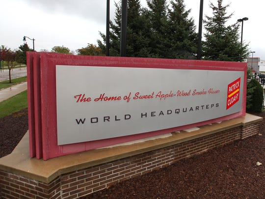 The Patrick Cudahy LLC meat processing company, 1 Sweet Apple Wood Lane, Cudahy.