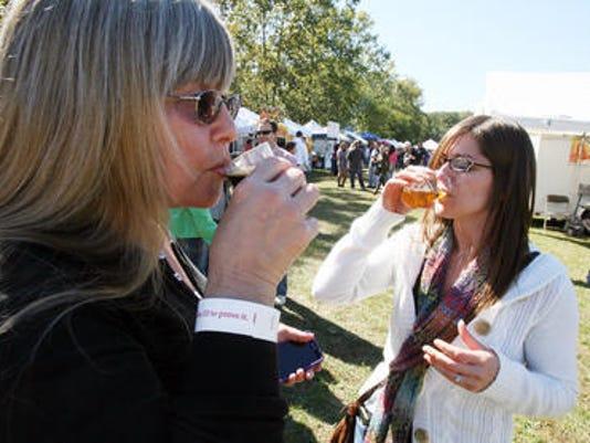 Good Beer Festival (file shot)