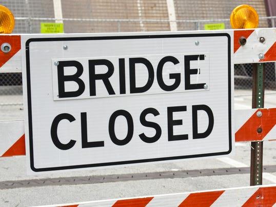 ELM 0413 BRIDGE CLOSED