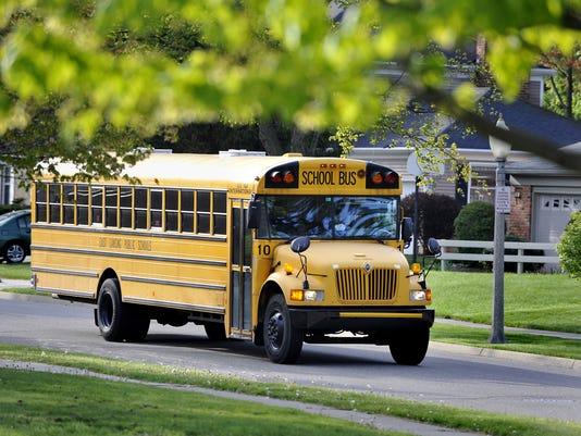 East Lansing Bus Whitehills 1