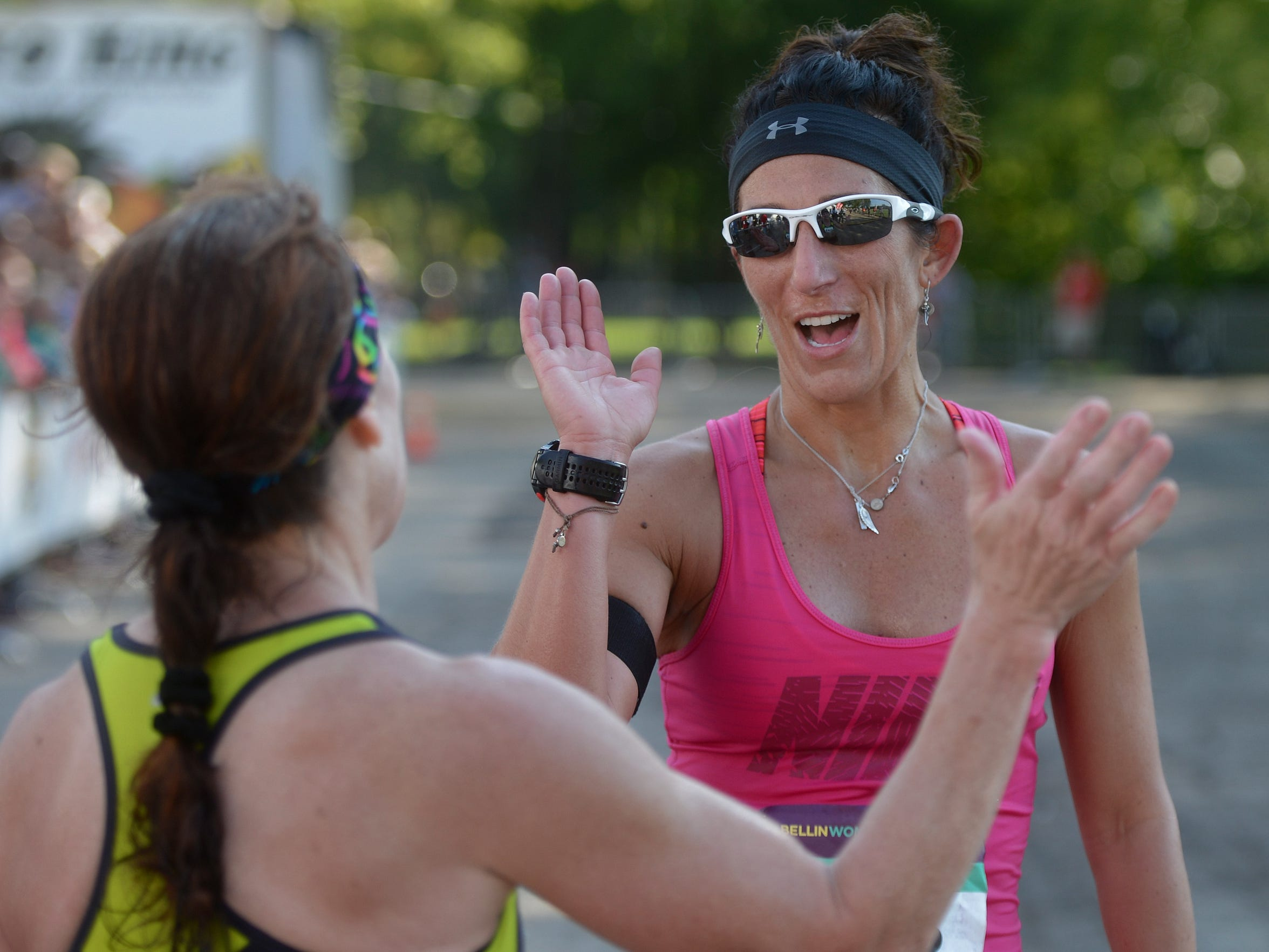 Toni Jaeckels was named the director of the Cellcom Green Bay Marathon in July.