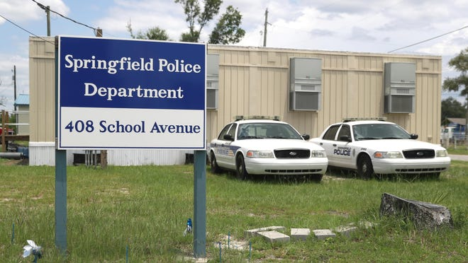 """The Springfield Police Department's non-emergency phone number has been """"spoofed"""" by a scam artist."""