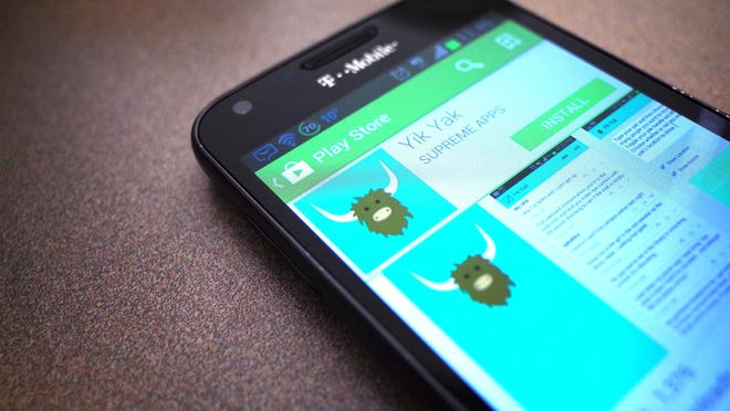 Pleasant Hill police have been investigating threats on the social media site Yik Yak.