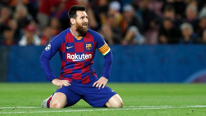 Barcelona confirmed Tuesday that Argentina soccer great Lionel Messi wishes to leave the team.