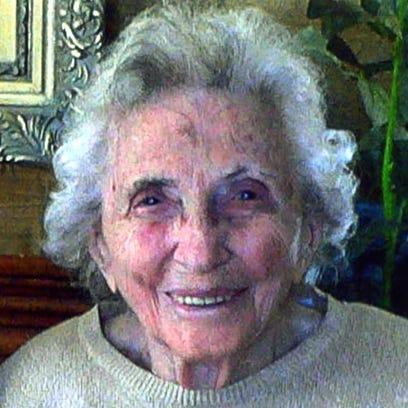 Helen Meister celebrates 100th birthday