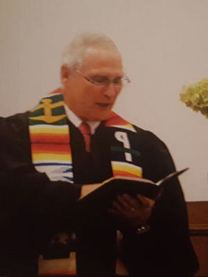 The Rev. Steven Schafer is retiring after nearly 35 years leading congregants at Mt. Hope.