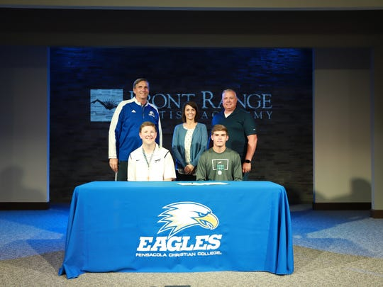 Front Range Baptist's Adam Poole has signed to play