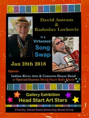 On Jan.28, Indian River Arts & Concerts will host