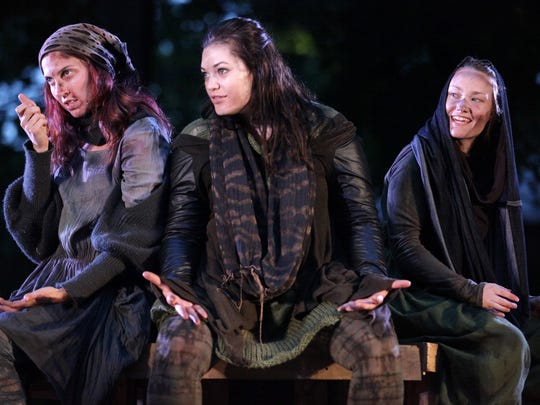 """Brown Box Theatre Project will perform Shakespeare's """"Macbeth,"""" from Sept. 5-21 throughout Demarva."""