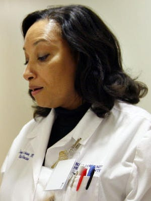 Bond Community Health Center has a new CEO, longtime employee and most recently interim CEO Dr. Temple Robinson.