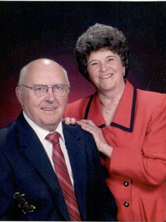 Anniversaries: Rich Fuchs & Carol Lou Fuchs