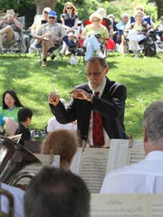Perth Amboy's Concerts by the Bay will feature the Garden State Symphonic Band throughout the summer on Sundays in Bayview Park.