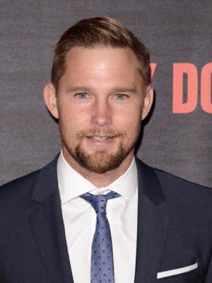 "Actor Brian Geraghty attends the season 2 premiere of the Showtime series ""Ray Donovan"" at NOBU Malibu on Wednesday, July 9, 2014 in Malibu, Calif. Brian Geraghty will film in New Mexico."