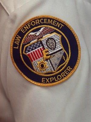 Law Enforcement Explorer patch