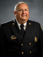 Skyland Fire and Rescue Chief Dennis Presley
