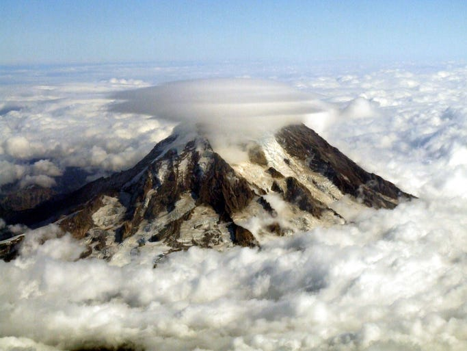 With a peak visible throughout much of Washington State, Mount Rainier is a much-loved destination.
