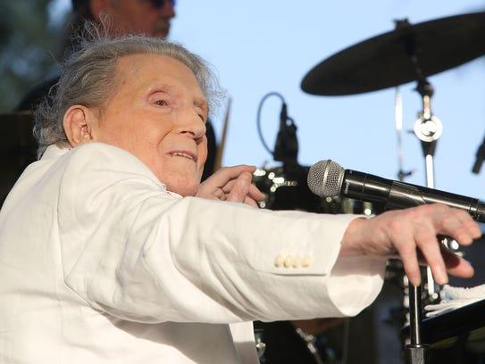 At 81, Jerry Lee Lewis can still put on quite a show.