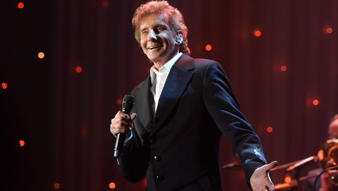 Barry Manilow says his One Last Time! Tour will be his last major tour. It stops April 21 at the Resch Center, where he last played in 2012.