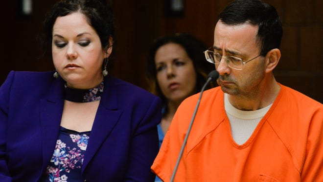 Shannon Smith said in a radio interview that she doesn't believe all 250 women and girls who have reported abuse by Nassar are in fact victims.