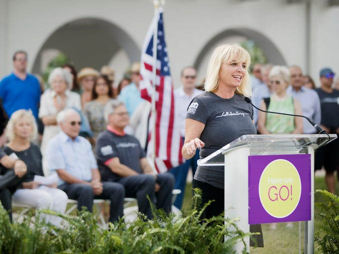 Sarah Owen, president & CEO of the Southwest Florida