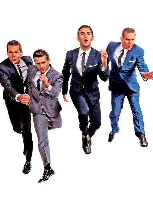 The Midtown Men will perform Jan. 17 in York.